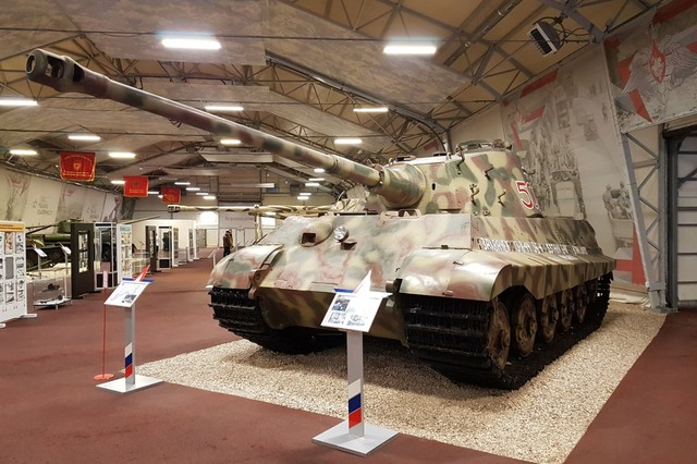 Kubinka Museum and Patriot Park Tour